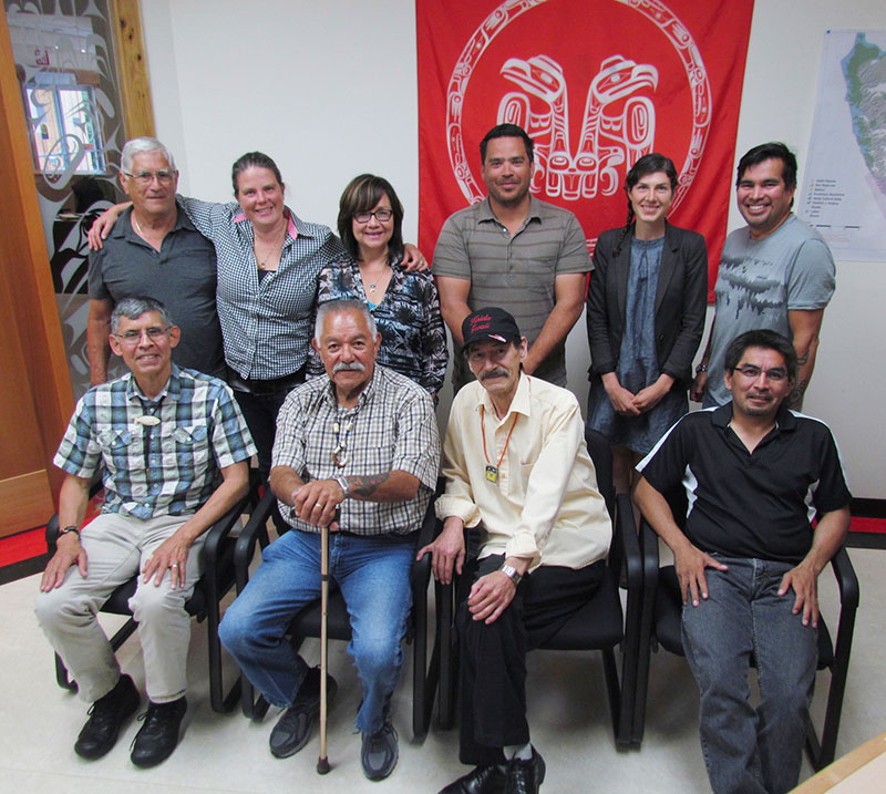 Haida Marine Work Group